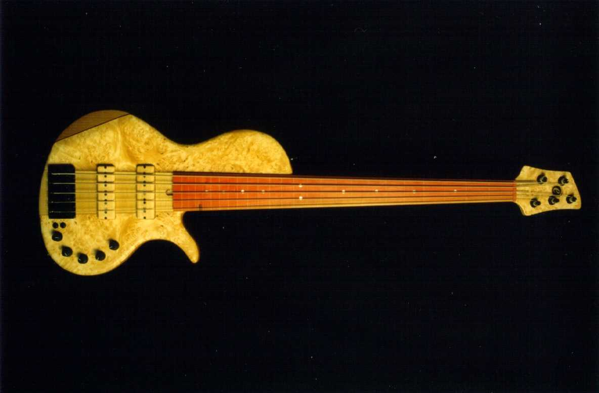 E5j Type 1 - Elrick Bass